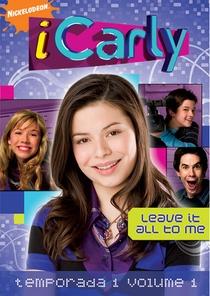 iCarly (1ª Temporada) - Poster / Capa / Cartaz - Oficial 1
