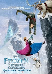 Frozen - Uma Aventura Congelante - Poster / Capa / Cartaz - Oficial 8