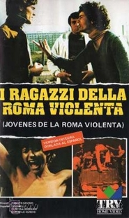 Children of Violent Rome - Poster / Capa / Cartaz - Oficial 1