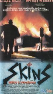 Skins - Medo e Violência - Poster / Capa / Cartaz - Oficial 3