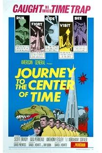 Jornada ao Centro do Tempo - Poster / Capa / Cartaz - Oficial 2