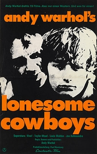 Lonesome Cowboys - Poster / Capa / Cartaz - Oficial 1