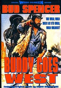 Buddy no Velho Oeste - Poster / Capa / Cartaz - Oficial 3