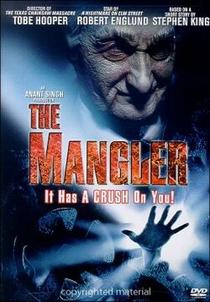 Mangler - O Grito do Terror - Poster / Capa / Cartaz - Oficial 2