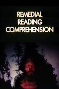 Remedial Reading Comprehension - Poster / Capa / Cartaz - Oficial 1