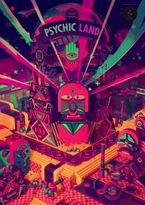 Psychic Land - Poster / Capa / Cartaz - Oficial 1
