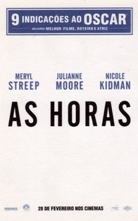 As Horas - Poster / Capa / Cartaz - Oficial 3