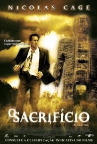 O Sacrificio - Poster / Capa / Cartaz - Oficial 3