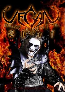 Vegan Black Metal Chef (1ª Temporada) - Poster / Capa / Cartaz - Oficial 1