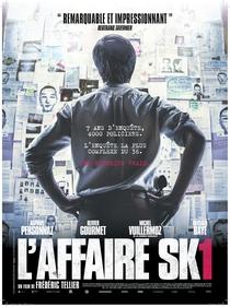 O Caso SK1 - Poster / Capa / Cartaz - Oficial 1