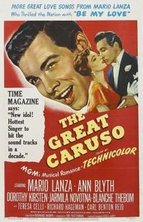 O Grande Caruso - Poster / Capa / Cartaz - Oficial 3