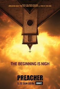 Preacher (1ª Temporada) - Poster / Capa / Cartaz - Oficial 2