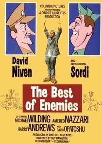 O Melhor dos Inimigos - Poster / Capa / Cartaz - Oficial 1