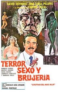 Terror, Sexo y Brujería - Poster / Capa / Cartaz - Oficial 1
