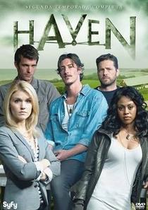 Haven (2ª Temporada) - Poster / Capa / Cartaz - Oficial 4