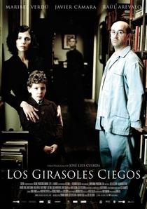 Los Girasoles Ciegos - Poster / Capa / Cartaz - Oficial 1