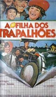 A Filha dos Trapalhões - Poster / Capa / Cartaz - Oficial 1