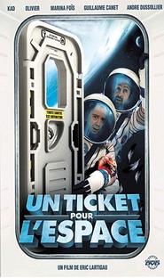 Un ticket pour l'espace - Poster / Capa / Cartaz - Oficial 2