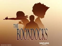 The Boondocks (4ª Temporada) - Poster / Capa / Cartaz - Oficial 1