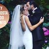 Ashley Greene posta fotos de seu casamento