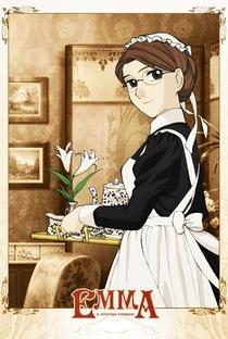 Eikoku Koi Monogatari Emma (1ª Temporada) - Poster / Capa / Cartaz - Oficial 3