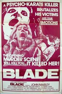 Blade - Poster / Capa / Cartaz - Oficial 2