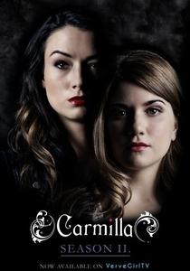 Carmilla (2ª Temporada) - Poster / Capa / Cartaz - Oficial 1
