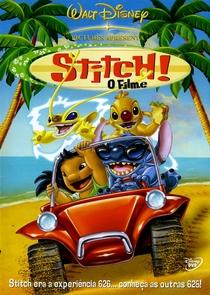 Stitch! O Filme - Poster / Capa / Cartaz - Oficial 3