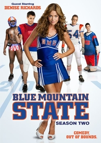 Blue Mountain State (2ª Temporada) - Poster / Capa / Cartaz - Oficial 1