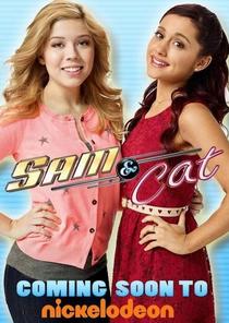 Sam & Cat (1ª Temporada) - Poster / Capa / Cartaz - Oficial 2