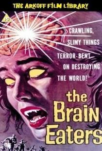 Os Devoradores de Cérebro - Poster / Capa / Cartaz - Oficial 1