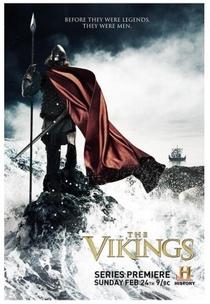 Vikings (2ª Temporada) - Poster / Capa / Cartaz - Oficial 6