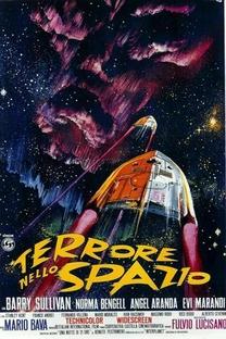 O Planeta dos Vampiros - Poster / Capa / Cartaz - Oficial 3