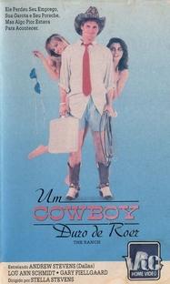 Um Cowboy Duro de Roer - Poster / Capa / Cartaz - Oficial 1