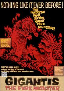 Gigantis - The Fire Monster - Poster / Capa / Cartaz - Oficial 1