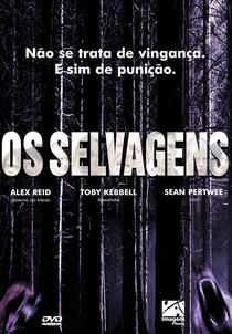 Os Selvagens - Poster / Capa / Cartaz - Oficial 1