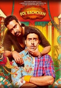 Bol Bachchan - Poster / Capa / Cartaz - Oficial 8