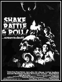 Shake, Rattle & Roll - Poster / Capa / Cartaz - Oficial 1