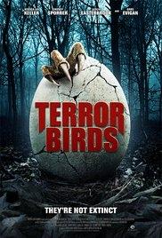 Terror Birds - Poster / Capa / Cartaz - Oficial 1