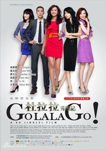 Go Lala Go! - Poster / Capa / Cartaz - Oficial 1