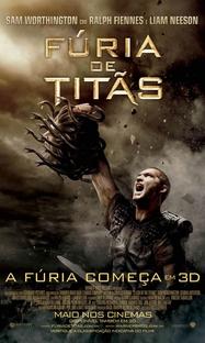 Fúria de Titãs - Poster / Capa / Cartaz - Oficial 2
