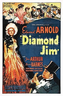 Diamond Jim - Poster / Capa / Cartaz - Oficial 1