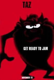 Space Jam - O Jogo do Século - Poster / Capa / Cartaz - Oficial 12