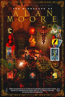 A Paisagem Mental de Alan Moore - Poster / Capa / Cartaz - Oficial 1