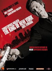 O Rei de Nova York - Poster / Capa / Cartaz - Oficial 11