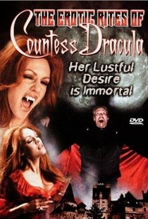 Erotic Rites of Countess Dracula - Poster / Capa / Cartaz - Oficial 1