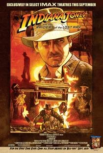 Indiana Jones e os Caçadores da Arca Perdida - Poster / Capa / Cartaz - Oficial 3