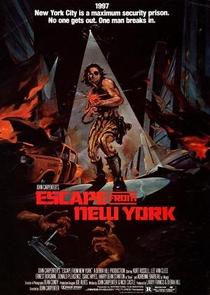 Fuga de Nova York - Poster / Capa / Cartaz - Oficial 13