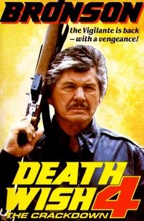 Desejo de Matar 4 - Operação Crackdown - Poster / Capa / Cartaz - Oficial 3