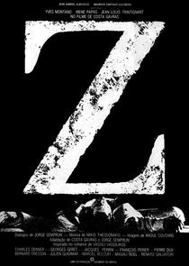 Z - Poster / Capa / Cartaz - Oficial 2
